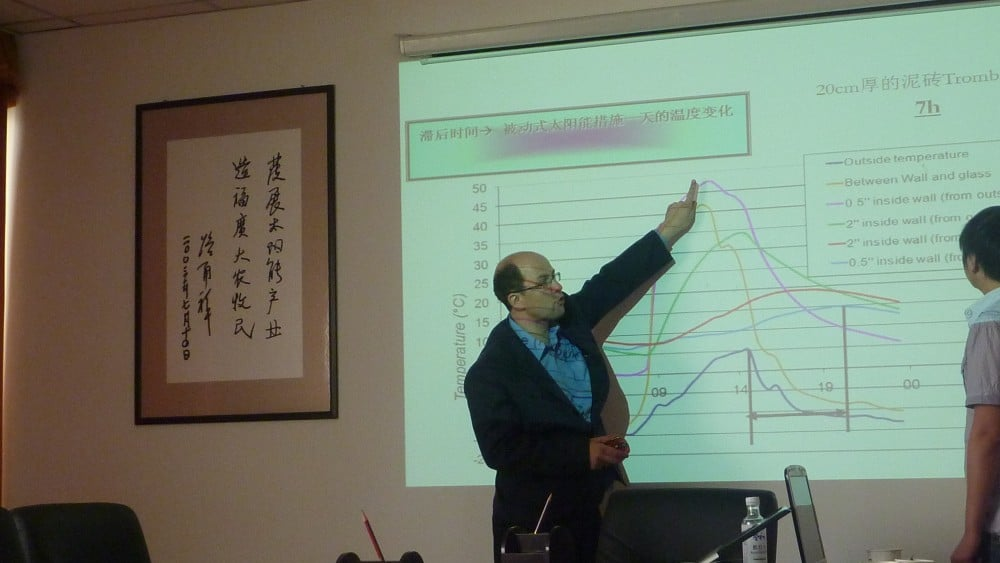 Formation Serre Climat Energetique