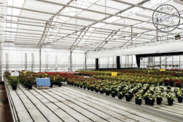Chauffage solaire serre bioclimatique RATHO Agrithermic Clauger