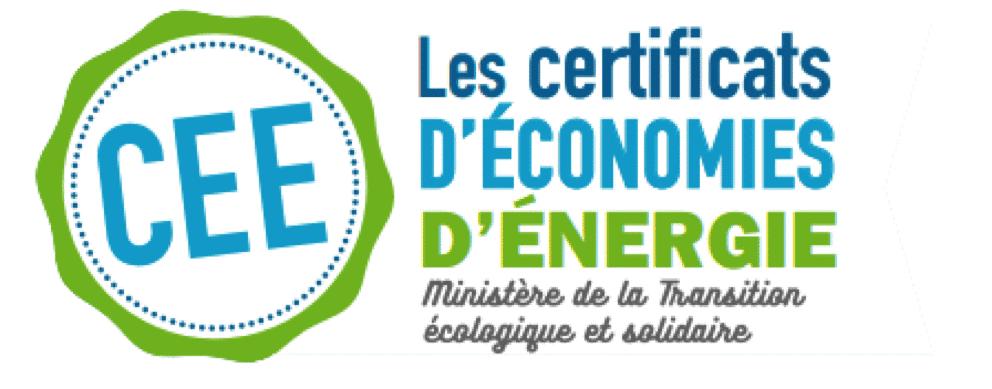 Logo Certificat économies d'énergie